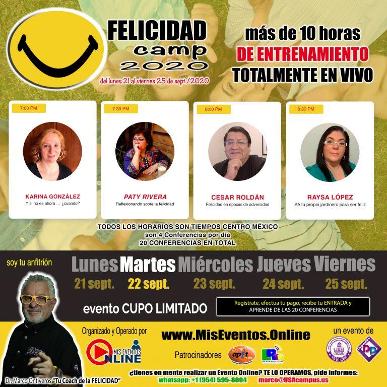 FELICIDADcamp2020-Cartel-martes