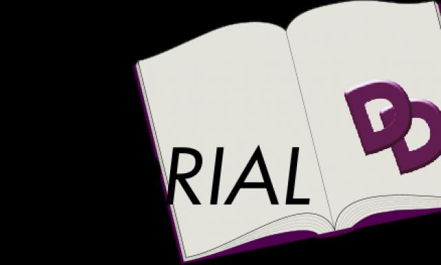 Editorial DD logo